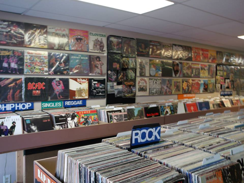 Hard To Find Rock Albums - Daddy O's Record Rack